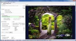 Desktop Background Switcher software with animated desktop wallpaper
